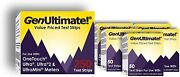 Genultimate 250 Test Strips For Onetouch Ultra, Ultra2, And Ultramini Meters