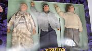 Three Stooges 3 Little Beers Collector's Edition Action Figures Dolls Golf 12