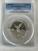 2020 2 Oz Mexican Proof Silver Libertad Coin Pcgs Pf69