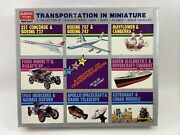 Vintage Academy Minicraft Transport In Miniature Model Cars Ships Planes Ford