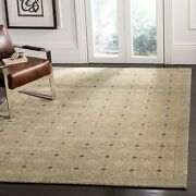 Safavieh Couture Hand-knotted Mirena Silk/ Wool Rug