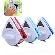 New Magnetic Window Wiper Glass Cleaner Tool Double Side Household Cleaning Tool