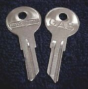 One Nos Briggs And Stratton Gas Cap Key Gm Chevy Olds Ford Mopar Harley Motorcycle