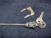New Replacement Trunk And Door Lock And Keys 30-50's Antique Car Truck And Street Rod