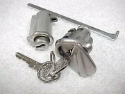 Trunk And Glove Lock Set And Keys 50 - 54 Buick 50 And 52 Oldsmobile 50 - 54 Pontiac