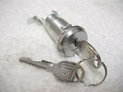 New Theft Alarm Switch Lock With H Gm Keys Corvette 1973 And 1977