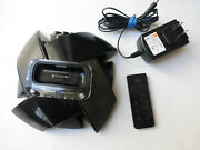 Jbl On Stage Micro Iii Portable Loudspeaker For Ipod With Ac Adapter And Remote