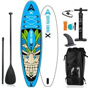 Stand Up Paddle Gonflable Enfant Tiki-x 280 X 76 X 15cm