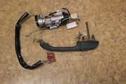 🇺🇸99 00 01 02 03 04 Land Rover Discovery 2 Ignition Switch And Key