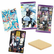 That Time I Got Reincarnated As A Slime Card Wafer 3 20pack Box Candy Toy