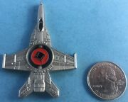 Us Navy Challenge Coin - Strike Fighter Squadron Fourteen Vfa-14 Cpo Spinner
