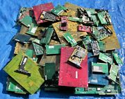35lbs Computer Scrap For Gold Recovery Motherboards Boards Cards Lot B2