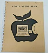 A Byte Of The Apple Ii Plus Computer Beginnerand039s Guide Vtg 80s 1982 Dos Commands