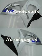 Fit For 2009-2016 Gsxr 1000 09 K9 Silver White Black Left Right Side Fairing A02