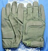 Us Army Green Army Combat Gloves Type Ii Capacitive Size Large P39