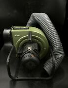 Used Central Machinery 1 Hp 13-gallon Industrial Portable Dust Collector W/ Bag