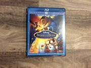 New Beauty And The Beast Dvd/blu-ray 3-disc Set - Diamond Edition - New/sealed