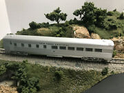 Ho Athearn 1797 New York Central Sl Diner Lighted And Upgraded Trucks Ob
