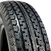 6 New Mastertrack Un-203 Steel Belted St 235/80r16 Load E 10 Ply Trailer Tires