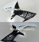 Fit For 2011-2018 Gsxr 600 Gsxr 750 K11 Left Right Side Fairings White Black A18