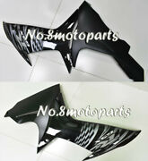 Fit For 2011-2018 Gsxr 600 750 K11 Left Right Side Fairings Black Abs New A19