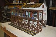 G-scale Laser Cut Ice House Andnbsppuzzle By Docand039s Garden Trains