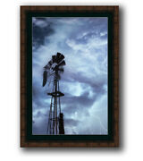 Craig Bill Sky Lights Limited Edition Fine Art Artwork Large Ready To Hang