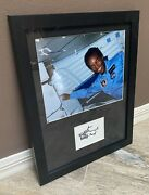 Guion Bluford Signed Autographed 11x14 Display - Astronaut