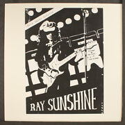 Ray Sunshine Blue Skies Forever Touch 12 Lp 33 Rpm
