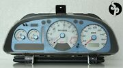 Gc8 Sti Type Ra Gauge Cluster V5/v6 Dccd Calibrated For Mph