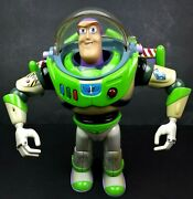 Toy Story And Beyond Buzz Lightyear 12 Rare Semi-transparent Button 5 Phrases