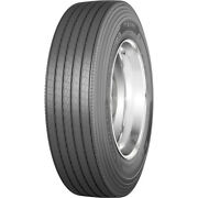 4 Michelin X Line Energy T2 285/75r24.5 Load G 14 Ply Trailer Commercial Tires