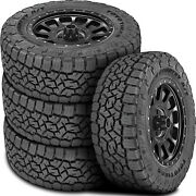 4 New Toyo Open Country A/t Iii 255/60r19 113h Xl At All Terrain Tires