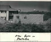 1983 Press Photo Subdivisions Another Sign Of Growth In Hartland, Wisconsin