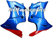 Blue Red Fit For Suzuki 2003-2013 Sv650 Left Right Side Fairings Abs Plastic A11