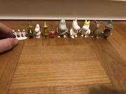 Moomin Trolls Figures Figurines Small Action Figures / Chocolate Egg Collectable