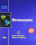 Microeconomics 19th Edition By Paul A Samuelson Book The Fast Free Shipping