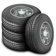 4 New Bfgoodrich Commercial T/a All-season 2 245/70r17 E 10 Ply Commercial Tires