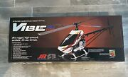 Jr Vibe 90-sg Rugged High-powered Aerobatic.90 Size 3d Helicopter New In Box