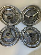 1965 1966 Chevrolet Chevy Impala Ss Spinner Hubcap Hub Cap Wheel Cover 14andrdquo