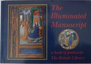 The Illuminated Manuscript A Bo... By The British Library Postcard Book Or Pack