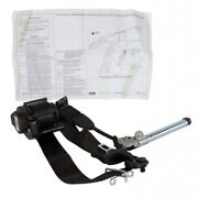 Ford Seat-belt Assembly Front Drivers Side Dm5z-54611b09-db