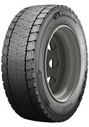 4 New Michelin X Line Energy D 11r22.5 Load G 14 Ply Drive Commercial Tires