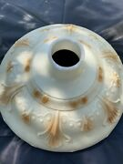Antique 16andrdquo Torchiere Floor Lamp Shade Replacement Shade Mogul Base