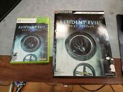 Resident Evil Revelations Brady Games Official Strategy Guide Ps3 Xbox 360+game