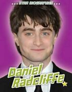 Daniel Radcliffe Star Biographies By Sheila Griffin Llanas Book The Fast Free