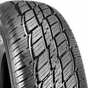 4 New Vee Rubber Taiga H/t Lt 265/70r17 Load E 10 Ply Light Truck Tires