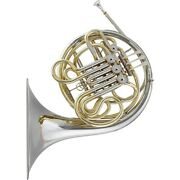 Blessing Bfh-1461n Performance Series Double French Horn Nickel Silver
