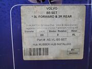 Volvo Penta Duoprop B5 Compatible Propellers - Front And Rear Powertech