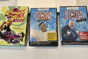 Mtv Cribs And Pimp My Ride Dvd Collection - 6 Dvd's. Like New